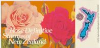 New Zealand Stamp Pack 1975 Roses Definitive set of 9